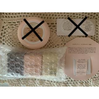 ジルスチュアート(JILLSTUART)のジルスチュアート サンプル ファンデセット ミニチュア香水(サンプル/トライアルキット)