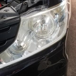 ホンダ - ステップワゴン 加工ヘッドライト