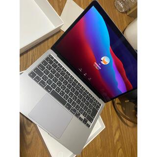 Mac (Apple) - [ほぼ未使用]MacBook Air 2020 M1チップ 13インチ グレー