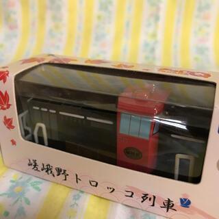 Takara Tomy - 嵯峨野 トロッコ列車 チョロQ    未使用品