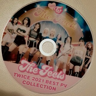 Waste(twice) - TWICE 2021 PV COLLECTION★The Feels【トゥワイス