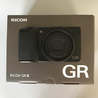リコー(RICOH)のRICOH リコー GR 3 その他オプション(コンパクトデジタルカメラ)