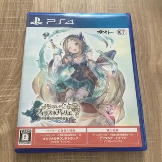 PlayStation4 - フィリスのアトリエ ~不思議な旅の錬金術士~ DX PS4