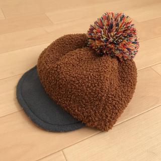ブリーズ(BREEZE)の☆BREEZE ブリーズ☆ブークレーベビーキャップ 46〜48㎝(帽子)