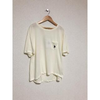 ポロラルフローレン(POLO RALPH LAUREN)のポロアッスン Tシャツ(Tシャツ(半袖/袖なし))
