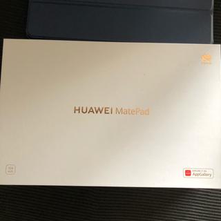 HUAWEI - Matepad 10.4 2021年モデル カバーと液晶保護フィルム付