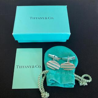 Tiffany & Co. - 美品 TIFFANY&Co. ティファニー 925 カフリンクス カフス