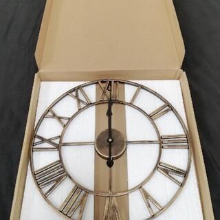 アイアンフレーム 壁掛け時計