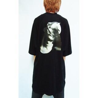 ユリウス(JULIUS)のNILoS ☆ 極美品 オーバーシルエット グラフィック Tシャツ(Tシャツ/カットソー(半袖/袖なし))