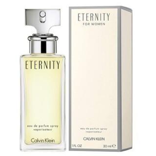 カルバンクライン(Calvin Klein)のカルバンクライン エタニティ オードパルファム 30ml(香水(女性用))