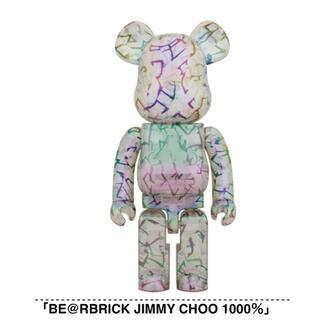 MEDICOM TOY - 買取! BE@RBRICK JIMMY CHOO 1000%