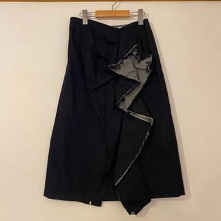 ルシェルブルー(LE CIEL BLEU)のルシェルブルー lecielbleu(ひざ丈スカート)