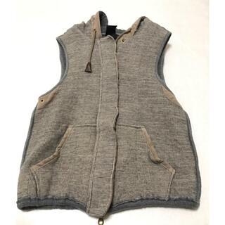 ダブルスタンダードクロージング(DOUBLE STANDARD CLOTHING)のDOUBLE STANDARD ベスト Y2893(その他)