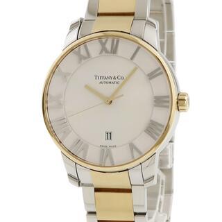ティファニー(Tiffany & Co.)のティファニー  アトラス ドーム オートマティック Z1810.68.1(腕時計(アナログ))