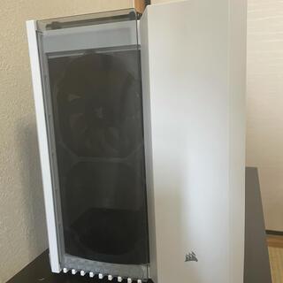 水冷ゲーミングpc RTX2070 メモリ32GB  SSD500 HDD 4T