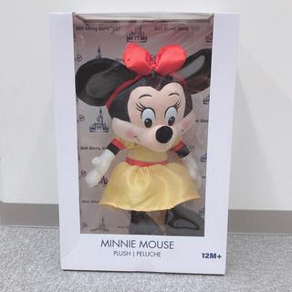 Disney - ミニー ぬいぐるみ WDW 50周年 レトロ ラウンジフライ ディズニー