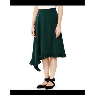 ルシェルブルー(LE CIEL BLEU)のルシェルブルー スカート lecielbleu(ひざ丈スカート)
