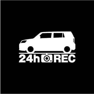 【ドラレコ】トヨタ カローラルミオン【150系】後期型 録画中 ステッカー