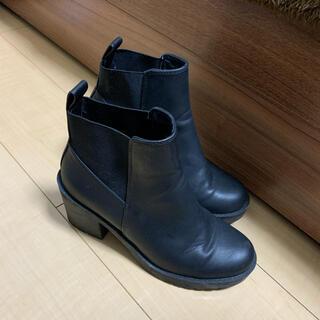 エイチアンドエム(H&M)のH&M ショートブーツ(ブーツ)