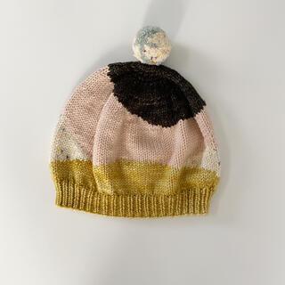 キャラメルベビー&チャイルド(Caramel baby&child )のmisha and puff ニットベレー帽(帽子)