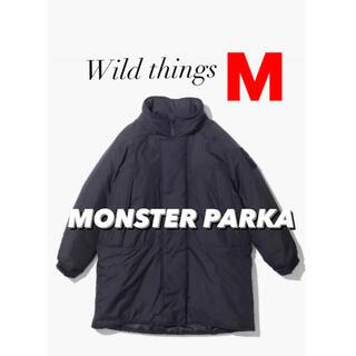 ワイルドシングス(WILDTHINGS)のモンスターパーカ| MONSTER PARKA ワイルドシングス(ダウンジャケット)