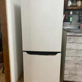 ハイアール(Haier)の冷蔵庫  HISENSE HR-D15C (冷蔵庫)