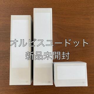 ORBIS - 【新品未使用】オルビスユードット 3ステップセット