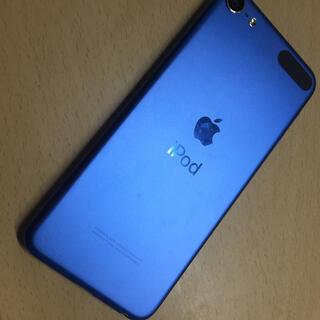 アイポッドタッチ(iPod touch)のApple iPod touch 256GB 第7世代 青(スマートフォン本体)