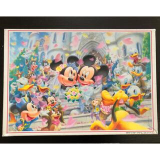 ディズニー(Disney)のパズル ディズニー 1000ピース フラワーシャワー ドリーム ミッキーミニー(その他)