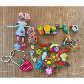 ミキハウス(mikihouse)のおもちゃ  セット (知育玩具)