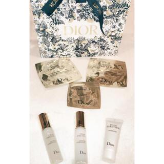 ディオール(Dior)の新品6点セット Dior プレステージ ラ ローション エッセンス ムース(洗顔料)