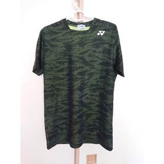 YONEX - YONEX ゲームシャツ 迷彩 カモフラ ユニセックスM