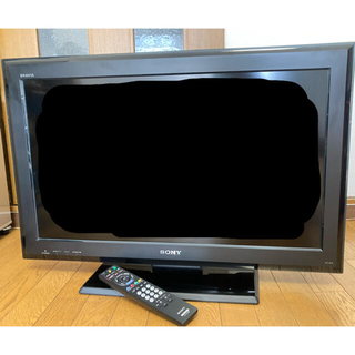 SONY - SONY BRAVIA 液晶テレビ KDL-32J5