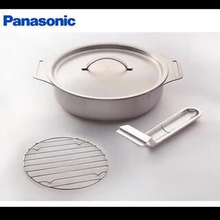 パナソニック(Panasonic)の【新品未使用】ラクティブパン Panasonic(鍋/フライパン)