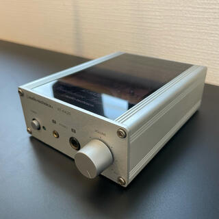 audio-technica - ヘッドホンアンプ AT-HA20 オーディオテクニカ