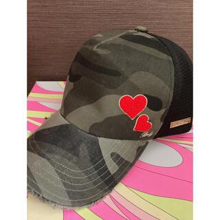 レディー(Rady)のRedy 【美品】カモフラ キャップ帽 (キャップ)
