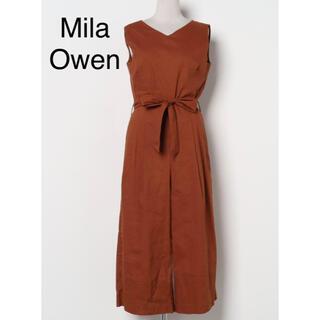 ミラオーウェン(Mila Owen)のMila Owen オールインワン(オールインワン)