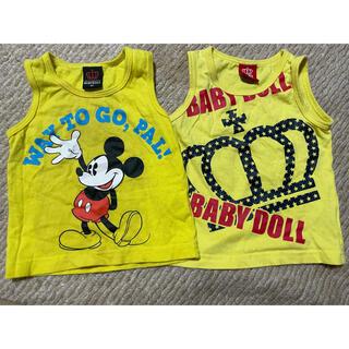ベビードール(BABYDOLL)のBABYDOLL タンクトップセット(Tシャツ)