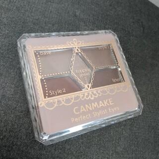 CANMAKE - キャンメイク(CANMAKE) パーフェクトスタイリストアイズ 18(3g)