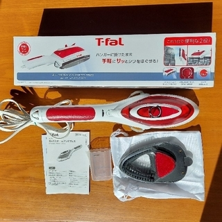 T-fal - T-fal  2in1 スチームアンドプレス 8620