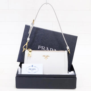 PRADA - ☆美品・箱付☆プラダ PRADA サフィアーノ COLOUR ハンドバッグ