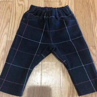 ブランシェス(Branshes)のブランシェス チェック パンツ ズボン 80(パンツ)