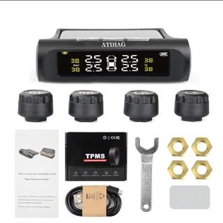 TPMS タイヤ空気圧モニタリングシステム タイヤ空気圧監視  4輪センサー