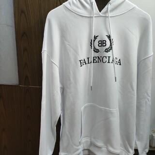 Balenciaga - balenciaga バレンシアガパーカー Lサイズ