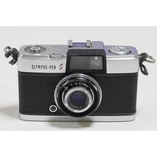 OLYMPUS - オリンパス ペンS フィルムカメラ+スカイライトフィルター1A