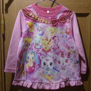 バンダイ(BANDAI)のサンリオ ジュエルペットのパジャマ(上だけ) サイズ110 <b955>(パジャマ)