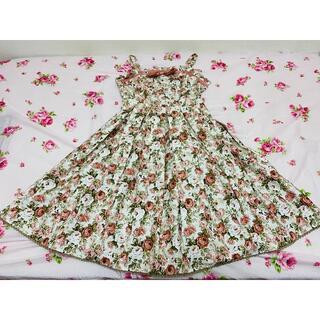ヴィクトリアンメイデン(Victorian maiden)のメアリーマグダレン ジャンパースカート(ひざ丈ワンピース)