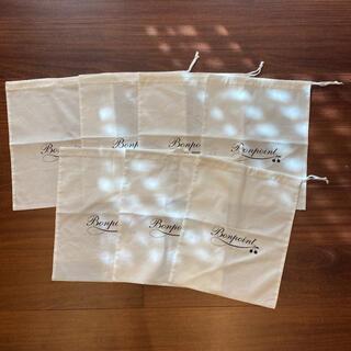 Bonpoint - bonpoint ボンポワン 巾着 7枚 セット バッグ ノベルティ