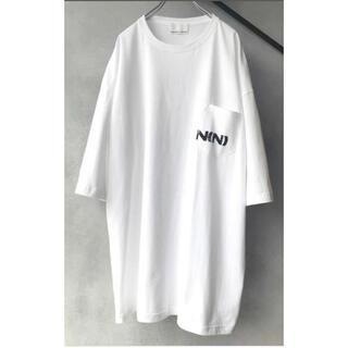 ナンバーナイン(NUMBER (N)INE)のNUMBER (N)INE/ナンバーナイン ロゴポケットTシャツ(Tシャツ/カットソー(半袖/袖なし))