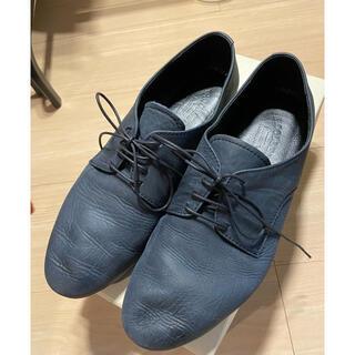 パドローネ(PADRONE)のアルコレッタパドローネ 革靴 紺 ネイビー(ドレス/ビジネス)